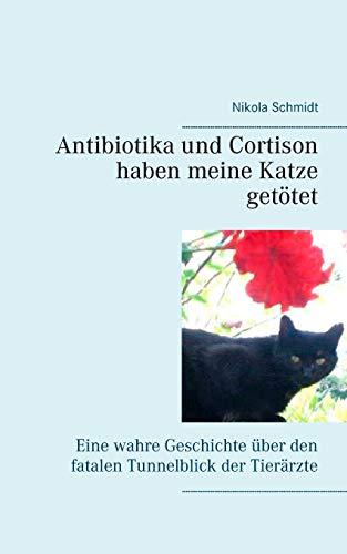 Antibiotika und Cortison haben meine Katze getötet: Eine wahre Geschichte über den fatalen Tunnelblick der Tierärzte