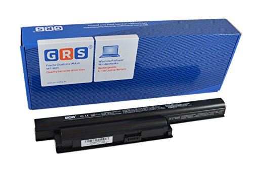 GRS Batería para Sony VAIO VGP-BPS22, VGP-BPS22A, VGP-BPL22, VGP-BPS22/A Laptop Batterie 4400mAh, 11.1V/10.8V