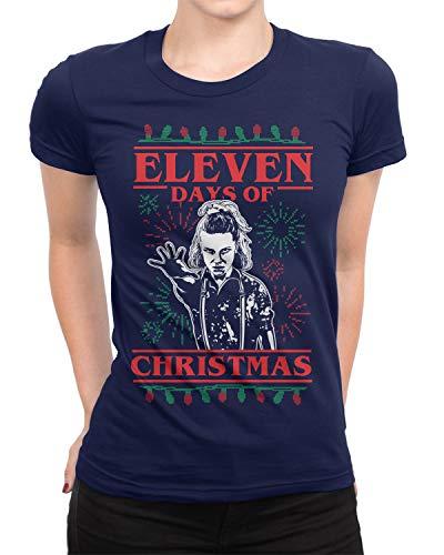 Retta Eleven Days of Christmas Ugly Christmas - Camiseta de