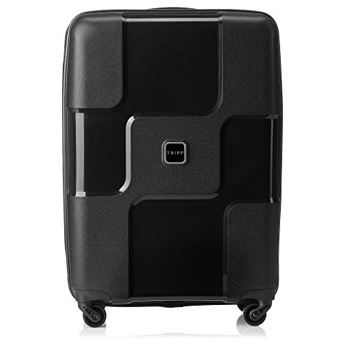 Tripp Black II World 4 Wheel Medium Suitcase