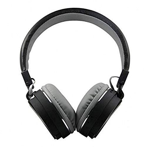 Rexez Wireless Headphones Stretchable Fordable with Bluetooth and inbuilt Microphone and SD Card Slot