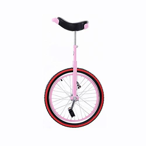 XYSQ 3-6 Jahre Alt Kinder Einrad, Sport Sportlich Einrad Erwachsener, Einzel Einrad Einrad Balancer Straße Sport, Reifen, Rad, Radfahren Outdoor Sports Fitness-Übungs-Gesundheit
