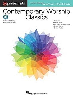 Contemporary Worship Classics: Praisecharts Series Piano/Vocal + Chord Charts