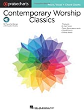Contemporary Worship Classics: Praisecharts Series Piano/Vocal + Chord Charts