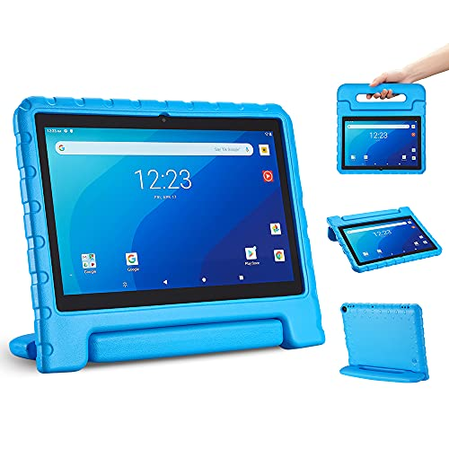 DUX DUCIS Onn 10.1 Pro Tablet 2020 Case, Kids Friendly Case for Onn 10.1 Pro(Model: 100003562), Shockproof Convertible Handle Stand Case Walmart Onn 10.1 inch Pro Android Tablet 2020 - Blue