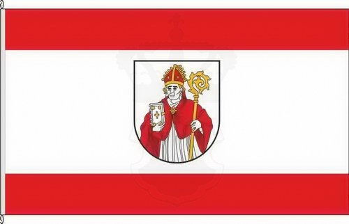 Königsbanner Autoflagge Hornbach - 30 x 45cm - Flagge und Fahne