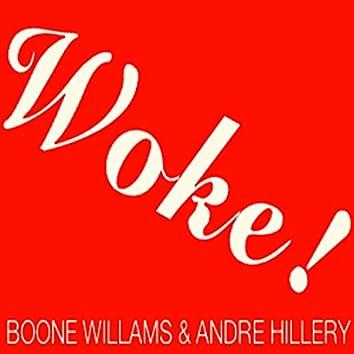 Woke (feat. Andre Hillery)