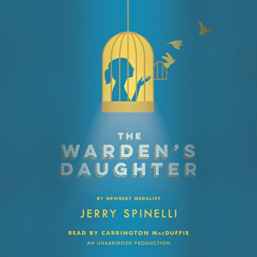 The Warden's Daughter audiobook cover art