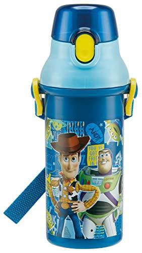 スケーター 子供用 プラスチック 水筒 480ml トイ・ストーリー 19 ディズニー PSB5SAN