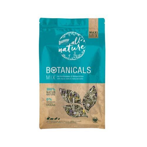 Bunny Nature Maxi Mix Botanicals - Kerbel & Malvenblüten - 400 g