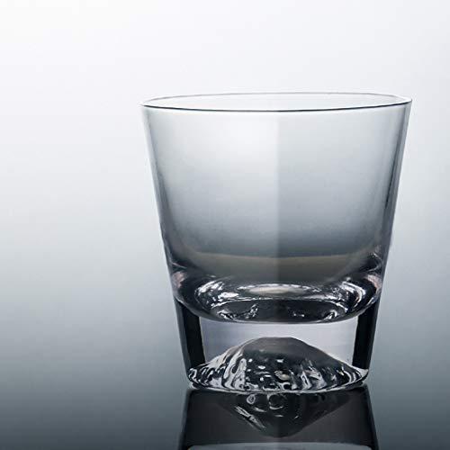 LRW Japanse stijl Glaswerk Tea Mug Creative Coffee Mug Whiskey Mug -300ml ~ 400ml (Size : M)
