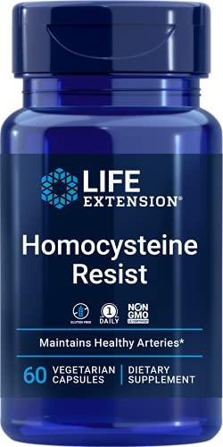 Life Extension Homocysteine Resist Heart & Brain Health Support...