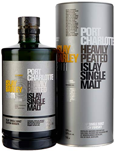Bruichladdich Port Charlotte Islay Barley 2011 Single Malt Whisky (1 x 0.7 l)