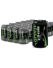 Zero Sugar, Green Cola, Pack of 24X330ML Cans