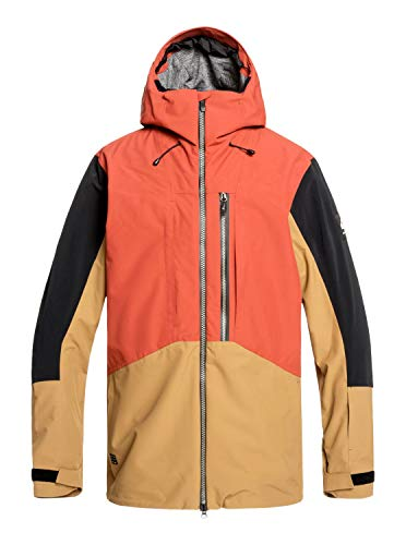 Quiksilver Herren Snowboard Jacke Travis Rice Stretch Jacket