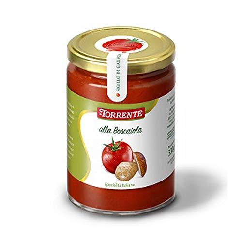 Boscaiola-Sauce - La Torrente - 6 Stück Karton
