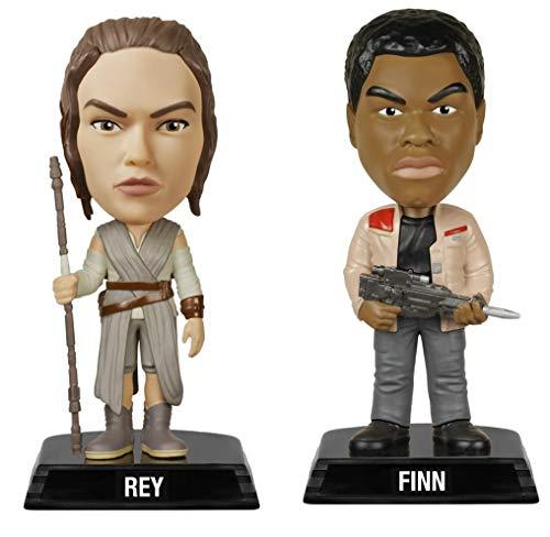 Wobbler: Star Wars: Finn + Rey