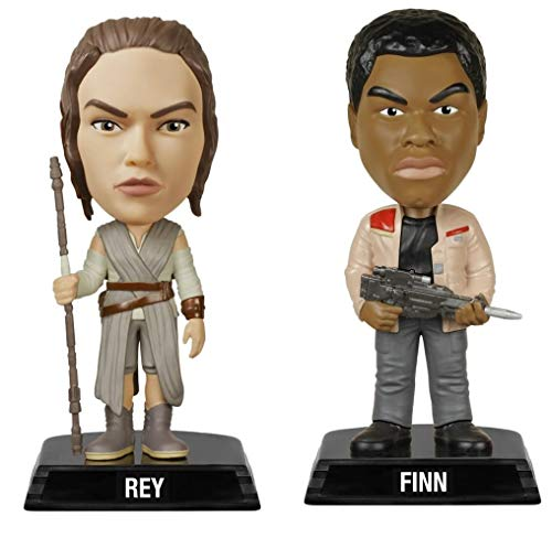 Wobbler: Star Wars: Finn + Rey