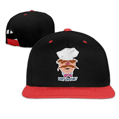 Lsjuee Vurt Da Furk Chef Beliebte Unisex Hip Hop Baseball Cap