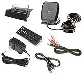 XM XMp3i Portable Satellite Radio Home Kit Bundle XAPH1
