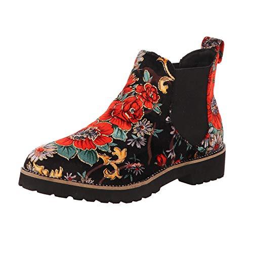 La Strada Damen Stiefeletten 1702021-4601 schwarz 763956