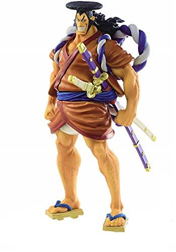 Banpresto Figura de Acción Kozuki Oden DXF~THE GRANDLINE MEN~ Wanokuni vol. 10 One Piece