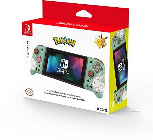 Nintendo Switch Split Pad Pro - Pokémon: Pikachu & Evoli