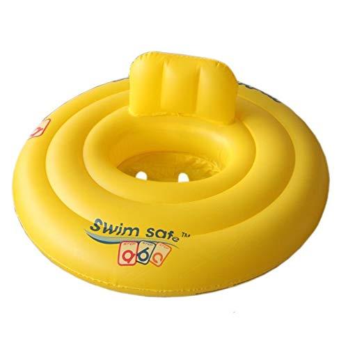 BESTWAY Baby Schwimmsitz   0-12 Monate Schwimmring für Kinder   Schwimmreifen   Schwimmhilfe   Schwimmtrainer   ABC Swim Safe