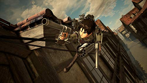 A.O.T.2 Final Battle (PS4) PlayStation 4 Consoles, Games & Accessories PC & Video Games