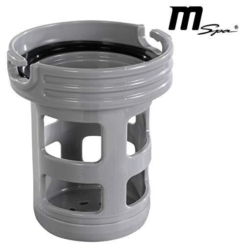 Miweba MSpa Whirlpool Filterhalterung zum Nachrüsten für Modelle bis 2019 - Delight - Premium - Elite - Concept (Filterhalterung Modell bis 2019)
