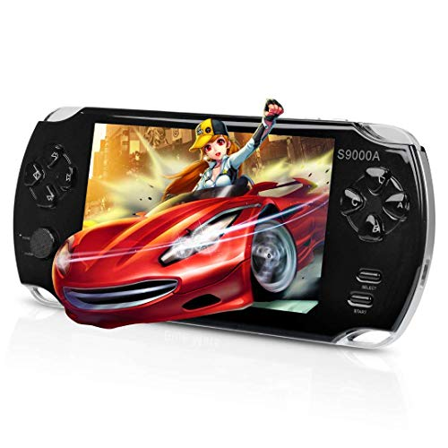 Handheld Game Console, Portable ...
