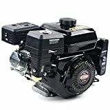 Motor de gasolina de 7,5 CV, 3600 rpm, motor de kart, motor de accionamiento de 4 tiempos, motor de...
