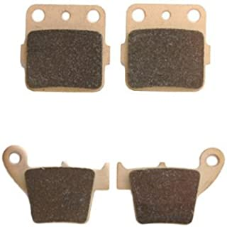 Volar Front Brake Pads for 2016 CAN AM Outlander 570 4x4 L LE