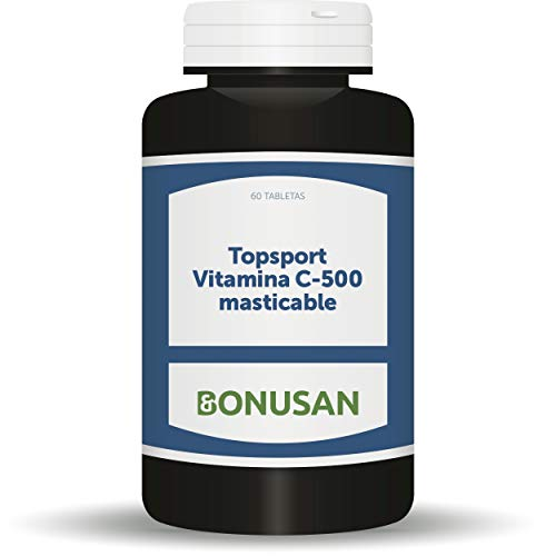 Bonusan Topsport Vitamin C 500 60 Comp.