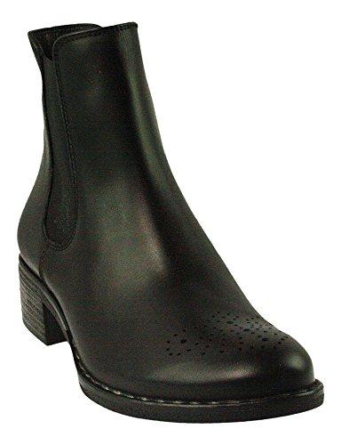Paul Green Dames laarzen 9191-003 zwart 334231