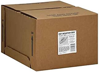 diet pepsi bag in box