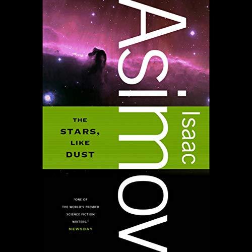 The Stars, Like Dust audiobook cover art