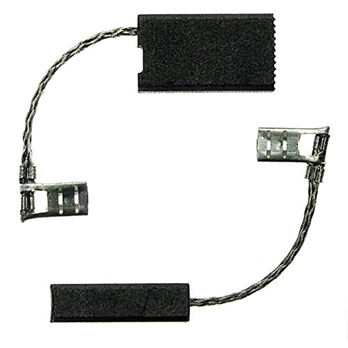 ULFATEC ® Kohlebürsten für Bosch GKS 55, GKS 65, GKS 66 CE, PKS 52 - 6,3x12,5x22mm (2055)