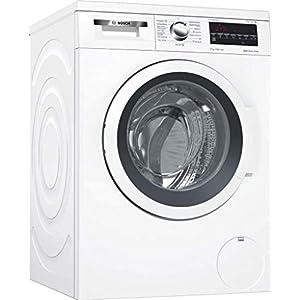 Bosch Serie 6 WAT24469ES Independiente Carga frontal 8kg 1200RPM A+++-30% Blanco – Lavadora (Independiente, Carga…