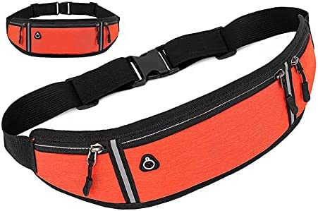 PumShop Save money Dealing full price reduction Splash-Proof Invisible Breathable Mini Belt Sports Bag W