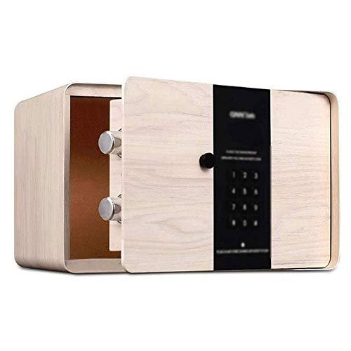 SMLZV Cajas fuertes, Caja fuerte de seguridad digital electrónica, acero sólido ocultos de construcción con el cerrojo de bloqueo en la pared Anclaje Diseño de joyería Home Office Hotel visita del arm