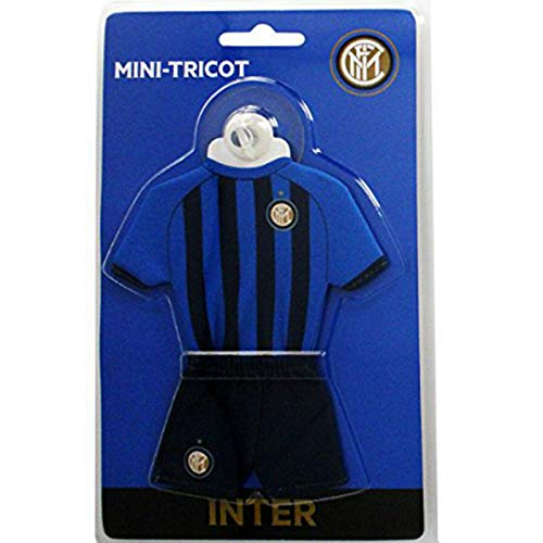 Inter Mailand - Mini Kit Autotrikot mit Saugnapf Home Saison 2017/18
