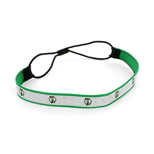 Aminco NBA Boston Celtics Sparkle Elastic Headband