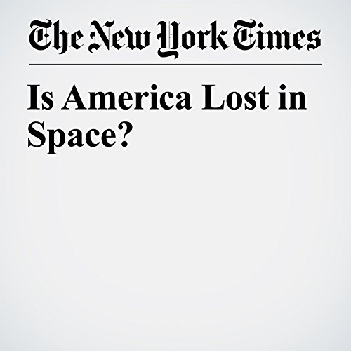 Is America Lost in Space? copertina