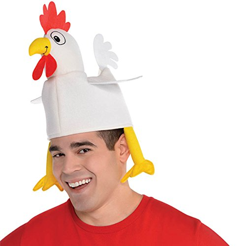 Chicken Hat - Headwear