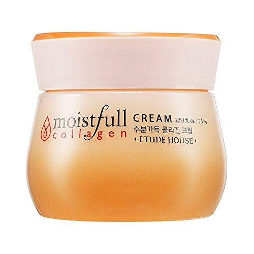 ETUDE HOUSE Collagen Gel Type Moisturizing Facial Cream