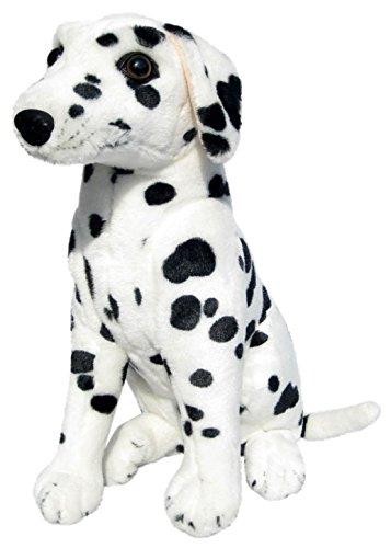 Wagner Plüschtier Hund Dalmatiner - sitzend - 50 cm