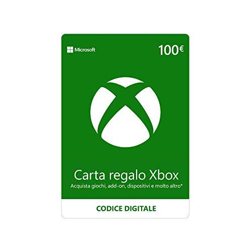 Xbox Live - 100 EUR Carta Regalo [Xbox Live Codice Digital]