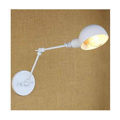 Lámparas de pared de diseño moderno Iluminación blanca Lámpara de trabajo ajustable...
