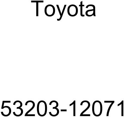 TOYOTA Wholesale 53203-12071 Radiator Baffle Washington Mall Sub Assembly